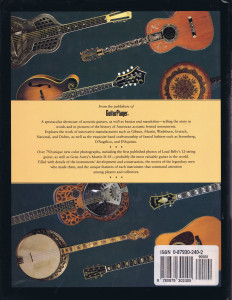 Acoustic Guitars And Other Fretted Instruments B
