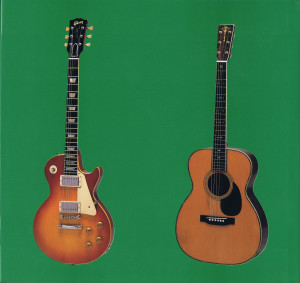 GUITARS THE TSUMURA COLLECTION B