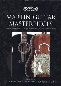 MARTIN GUITAR MASTERPIECES A