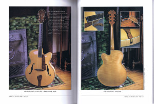 Making an ARCHTOP GUITAR HL 25th