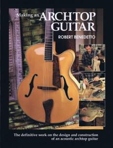 Making an ARCHTOP GUITAR HL A