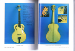 Making an ARCHTOP GUITAR HL Il Fiorentino
