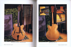 Making an ARCHTOP GUITAR LL 25th