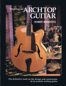 Making an ARCHTOP GUITAR LL A