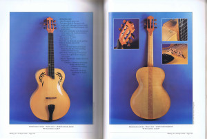 Making an ARCHTOP GUITAR LL Il Fiorentino