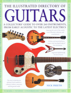 THE ILLUSTRATED DIRECTORY OF GUITARS A