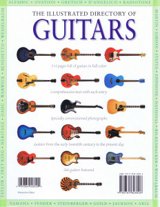 THE ILLUSTRATED DIRECTORY OF GUITARS B