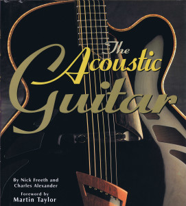 The Acoustic Guitar HC A