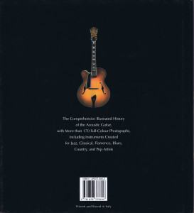 The Acoustic Guitar HC B
