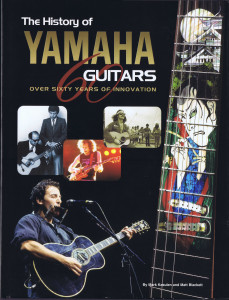 The History YAMAHA GUITARS A