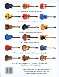 The Illustrated Directory of Guitars 1-B