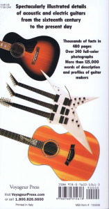 The Illustrated of GUITARS B