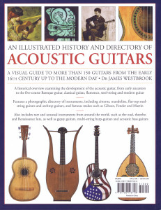 AN ILLUSTRATED HISTORY AND DIRECTORY OF ACOUSTIC GUITARS B