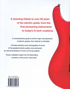 ELECTRIC GUITARS an illustrated history B