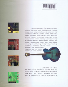 THE HISTORY OF THE AMERICAN GUITAR B