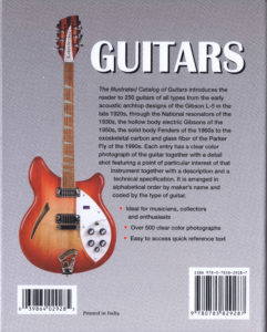 THE ILLUSTRATED CATALOG OF GUITARS B