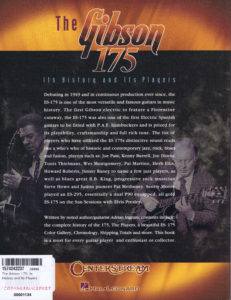 The Gibson 175 B