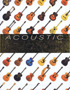 ACOUSTIC GUITARS THE ILLUSTRATED ENCYCLOPEDIA HC A