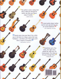 ACOUSTIC GUITARS THE ILLUSTRATED ENCYCLOPEDIA HC B