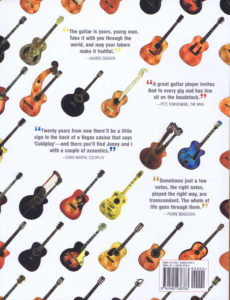 ACOUSTIC GUITARS THE ILLUSTRATED ENCYCLOPEDIA PB B