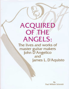 ACQUIRED OF THE ANGELS A