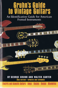 Gruhn's Guide to Vintage Guitars 3-A