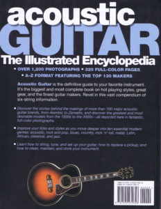 acoustic GUITAR The Illustrated Encyclopedia B