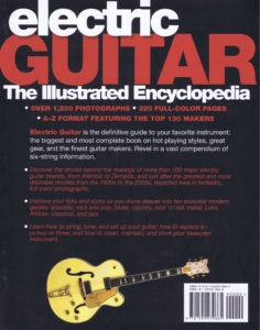 electric GUITAR The Illustrated Encyclopedia B